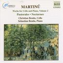 Martinu: Works for Cello and Piano, Vol. 2 thumbnail